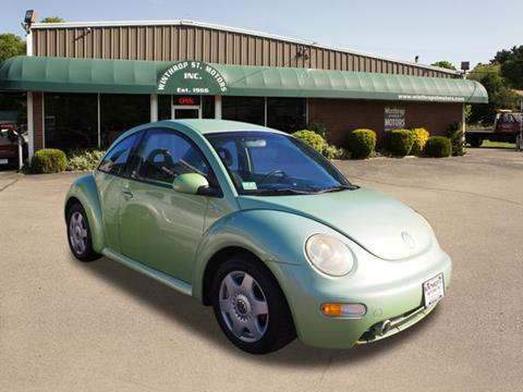 2006 Volkswagen New Beetle for sale in Taunton, MA