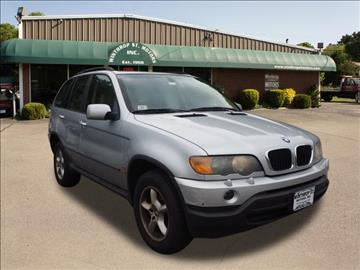 2002 BMW X5 for sale in Taunton, MA