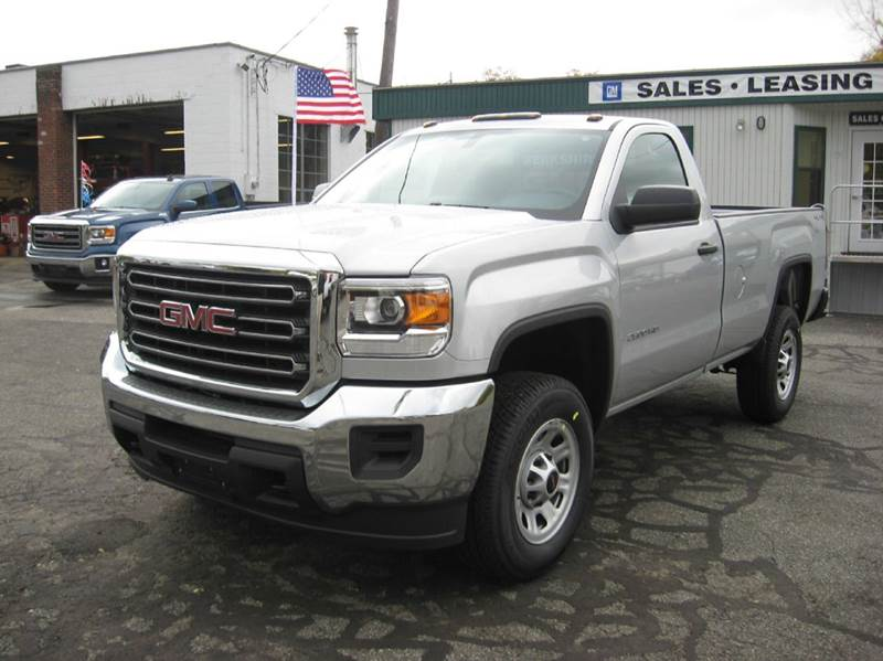 Gmc sierra 2500hd for sale in massachusetts for North end motors worcester ma