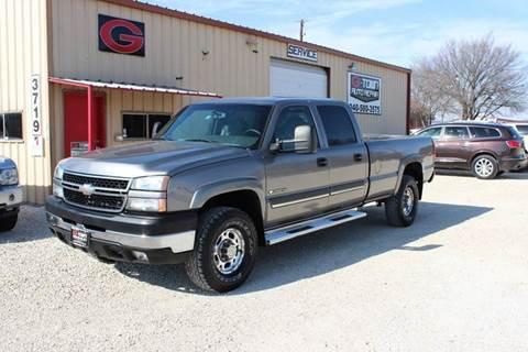 2006 Chevrolet Silverado 2500HD for sale in Gainesville, TX