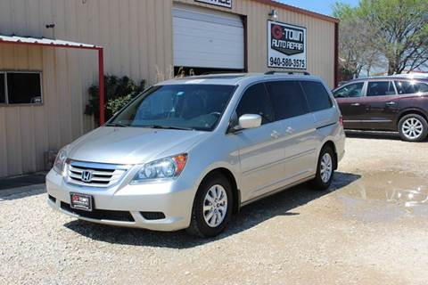 2008 Honda Odyssey for sale in Gainesville, TX