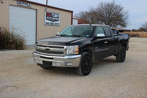 2012 Chevrolet Silverado 1500 for sale in Gainesville, TX