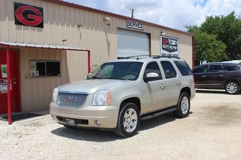 2007 GMC Yukon for sale in Gainesville, TX