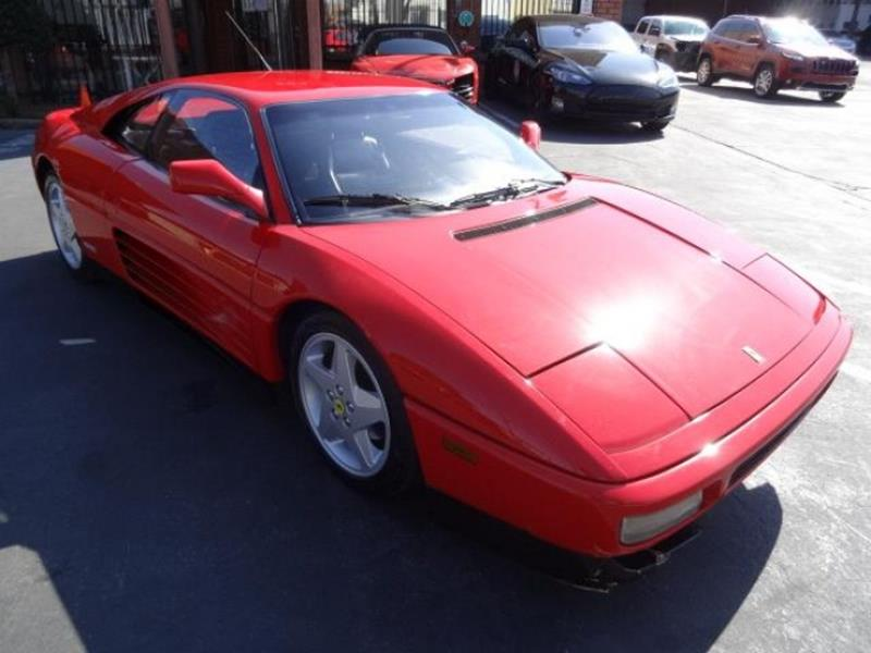1989 Ferrari 348 For Sale In West Valley City, UT