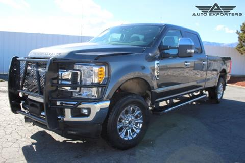 2017 Ford F-250 Super Duty for sale in West Valley City, UT