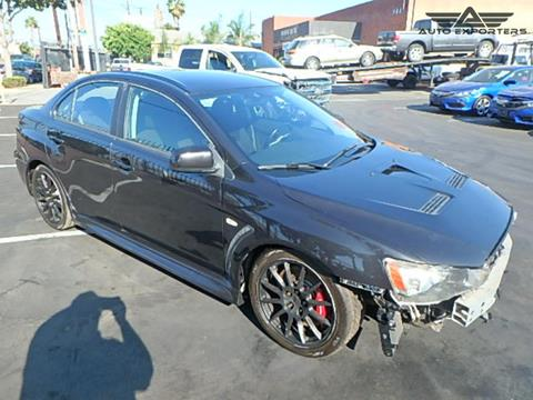 2010 Mitsubishi Lancer Evolution for sale in West Valley City, UT