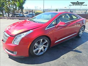2014 Cadillac ELR for sale in West Valley City, UT