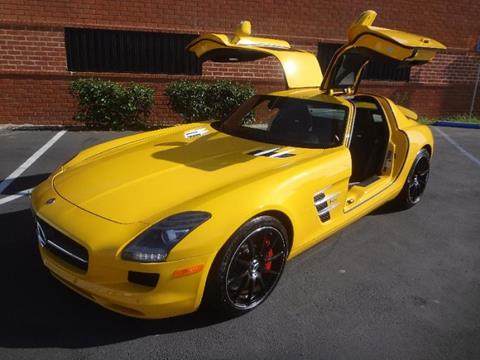 2012 Mercedes-Benz SLS AMG for sale in West Valley City, UT