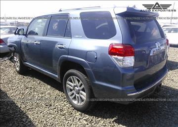 2012 Toyota 4Runner for sale in West Valley City, UT