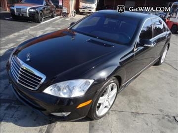 2007 Mercedes-Benz S-Class for sale in West Valley City, UT