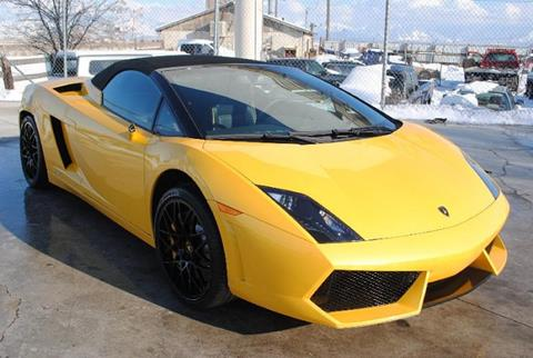2010 Lamborghini Gallardo for sale in West Valley City, UT