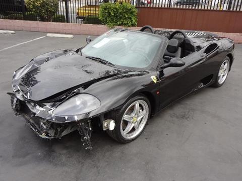 2003 Ferrari 360 Spider for sale in West Valley City, UT