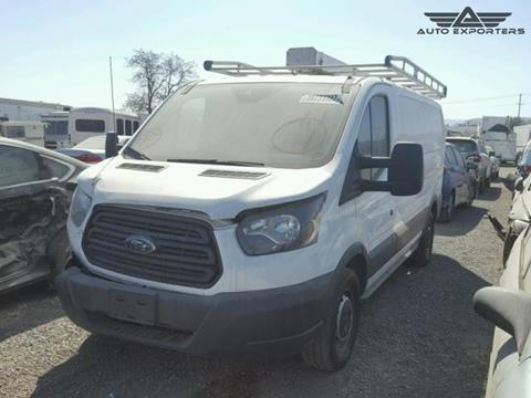 2016 Ford Transit Cargo for sale in West Valley City, UT