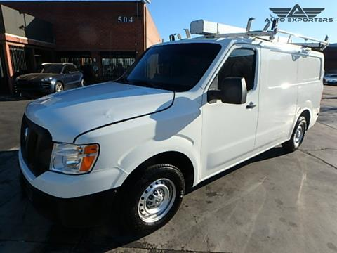 2017 Nissan NV Cargo for sale in West Valley City, UT