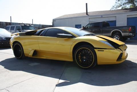 2006 Lamborghini Murcielago for sale in West Valley City, UT