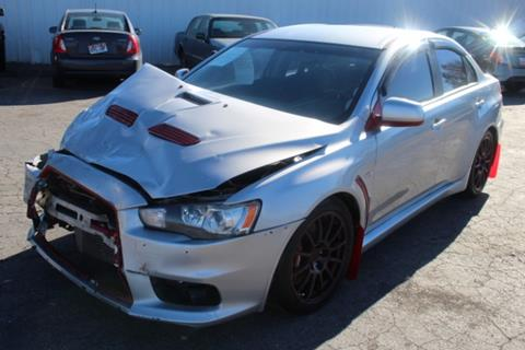 2008 Mitsubishi Lancer Evolution For Sale In West Valley City, UT