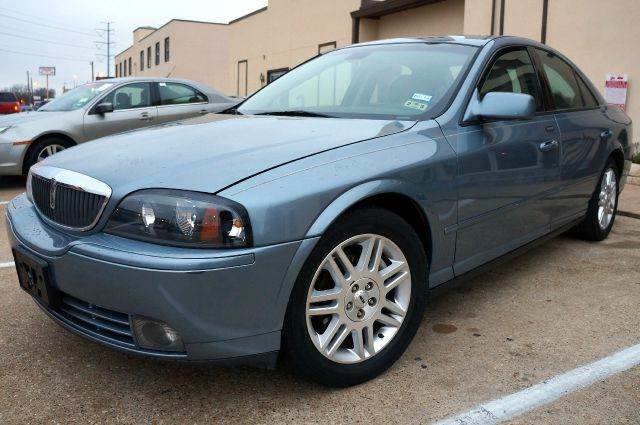 2003 Lincoln LS for sale in Garland TX