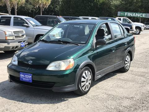2002 Toyota ECHO for sale in West Columbia, SC