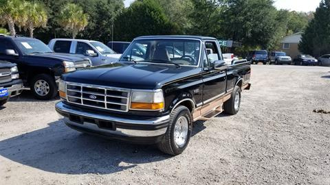 1995 Ford F-150 for sale in West Columbia, SC