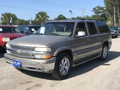2002 Chevrolet Suburban for sale in West Columbia, SC