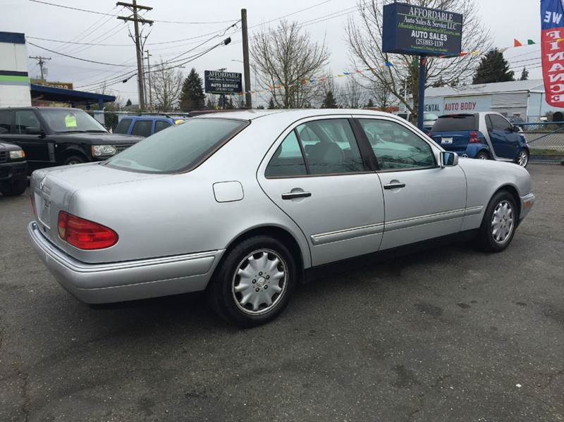 1999 Mercedes-Benz E-Class E 320 4dr Sedan - Lakewood WA