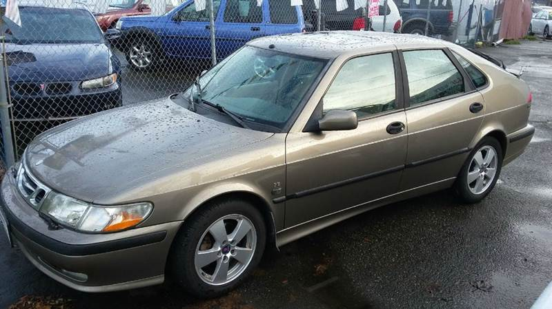 2002 Saab 9-3 4dr SE Turbo Hatchback - Lakewood WA