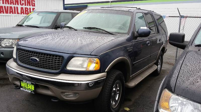 2001 Ford Expedition Eddie Bauer 4WD 4dr SUV - Lakewood WA