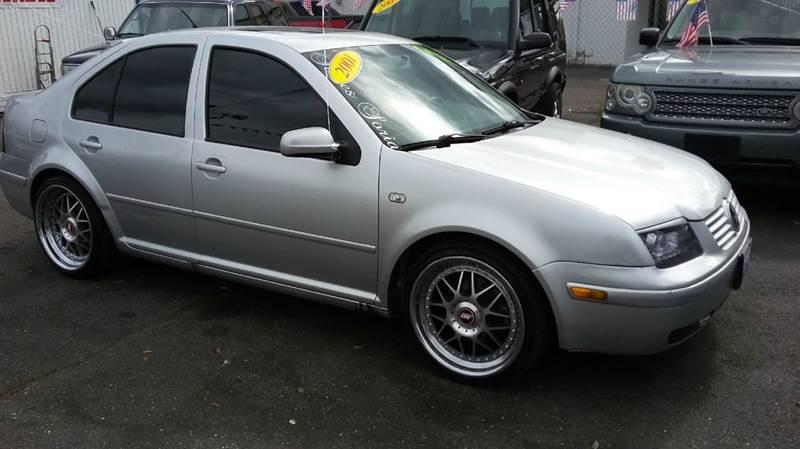 2001 Volkswagen Jetta GLS 4dr Sedan - Lakewood WA