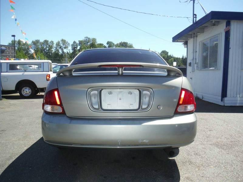 2000 Nissan Sentra GXE 4dr Sedan - Lakewood WA