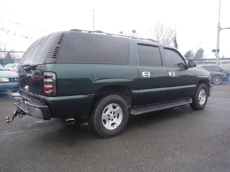2004 Chevrolet Suburban 1500 LT 4dr SUV - Lakewood WA