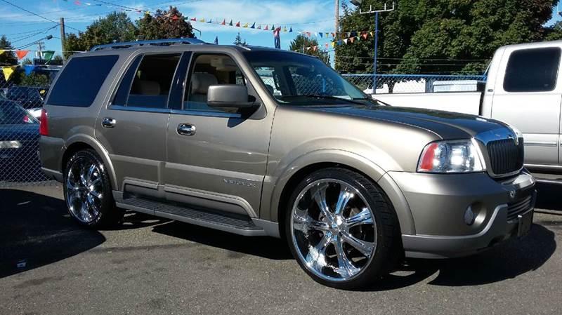 2003 Lincoln Navigator Luxury 4WD 4dr SUV - Lakewood WA