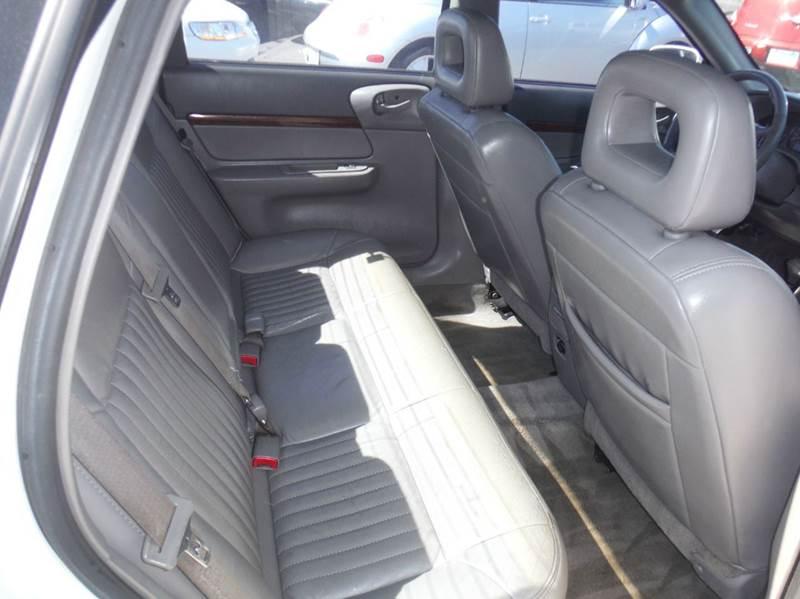 2001 Chevrolet Impala LS 4dr Sedan - Lakewood WA