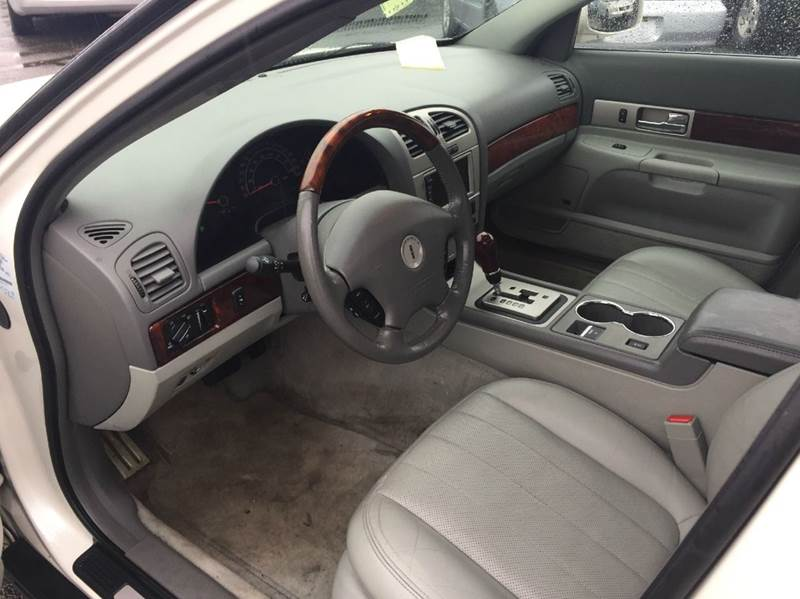 2003 Lincoln LS Sport 4dr Sedan V8 - Lakewood WA