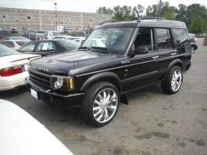2003 Land Rover Discovery for sale in Lakewood, WA
