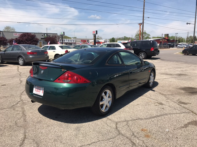 2000 Mercury Cougar Base 2dr V6 Hatchback - Indianapolis IN