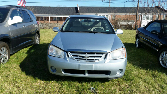 2006 Kia Spectra EX 4dr Sedan w/Automatic - Indianapolis IN