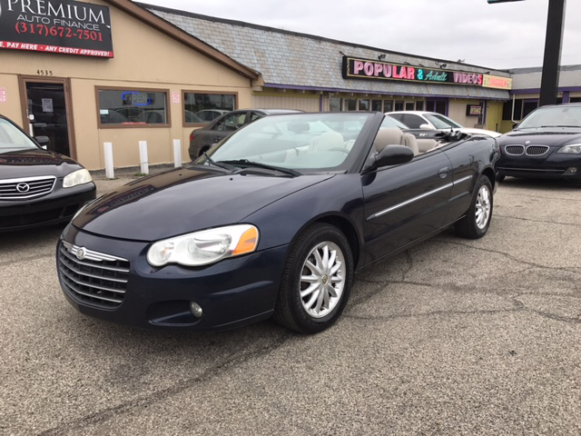 Premium Auto Finance Used Cars Indianapolis IN Dealer - Chrysler dealer indianapolis