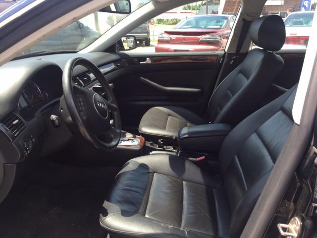 2003 Audi A6 3.0 quattro AWD 4dr Sedan - Indianapolis IN