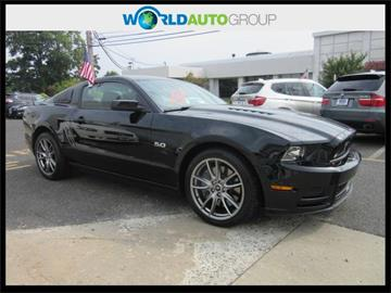 2014 ford mustang for sale in new jersey. Black Bedroom Furniture Sets. Home Design Ideas