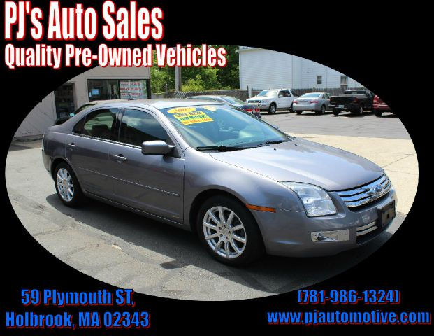 2007 Ford Fusion for sale in Holbrook MA