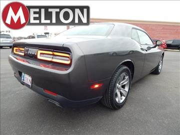 2015 Dodge Challenger for sale in Claremore, OK