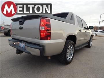 2007 Chevrolet Avalanche for sale in Claremore, OK