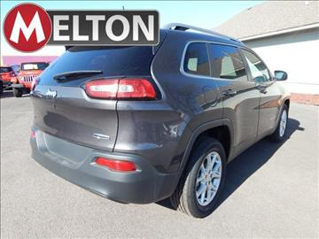 2017 Jeep Cherokee for sale in Claremore, OK