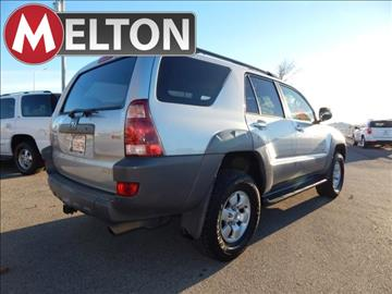 2003 Toyota 4Runner for sale in Claremore, OK