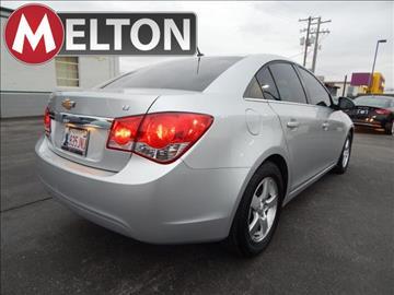 2012 Chevrolet Cruze for sale in Claremore, OK