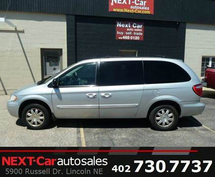 2006 Chrysler Town and Country for sale in Lincoln, NE