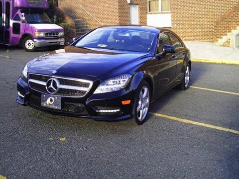 2012 Mercedes-Benz CLS for sale in Arlington, VA
