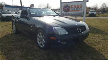 1998 Mercedes-Benz SLK for sale in Fredericksburg, VA