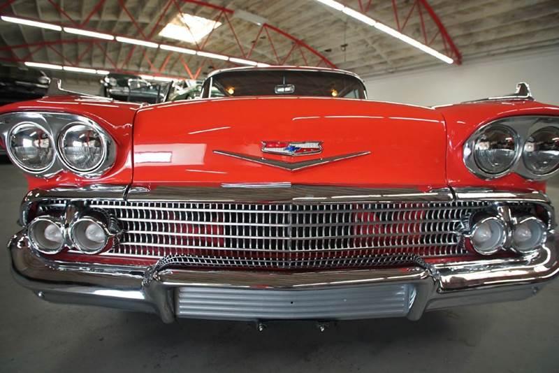 1958 Chevrolet Impala 2 DR HT - San Diego CA