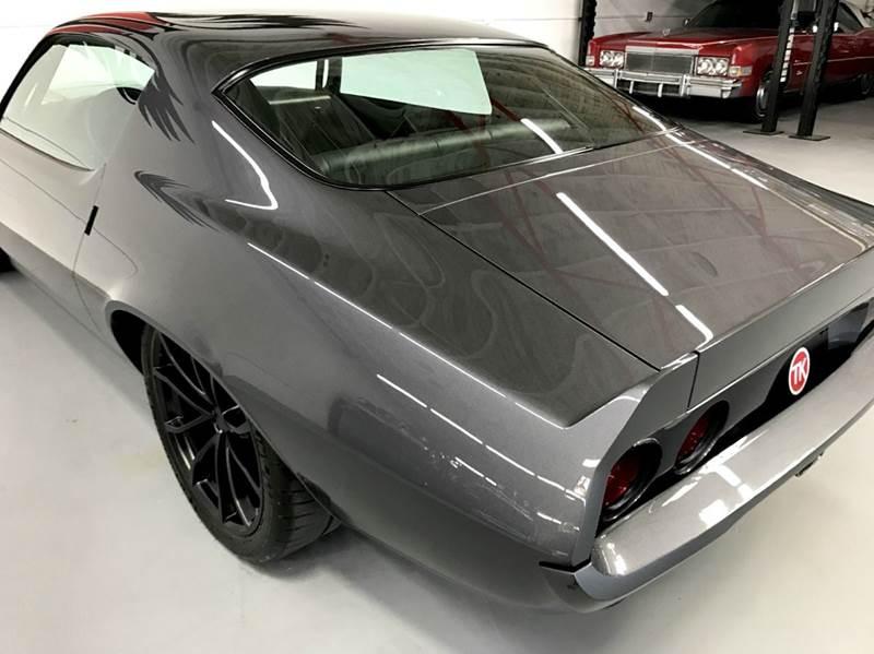 1971 Chevrolet Camaro Retro-Rod  - San Diego CA